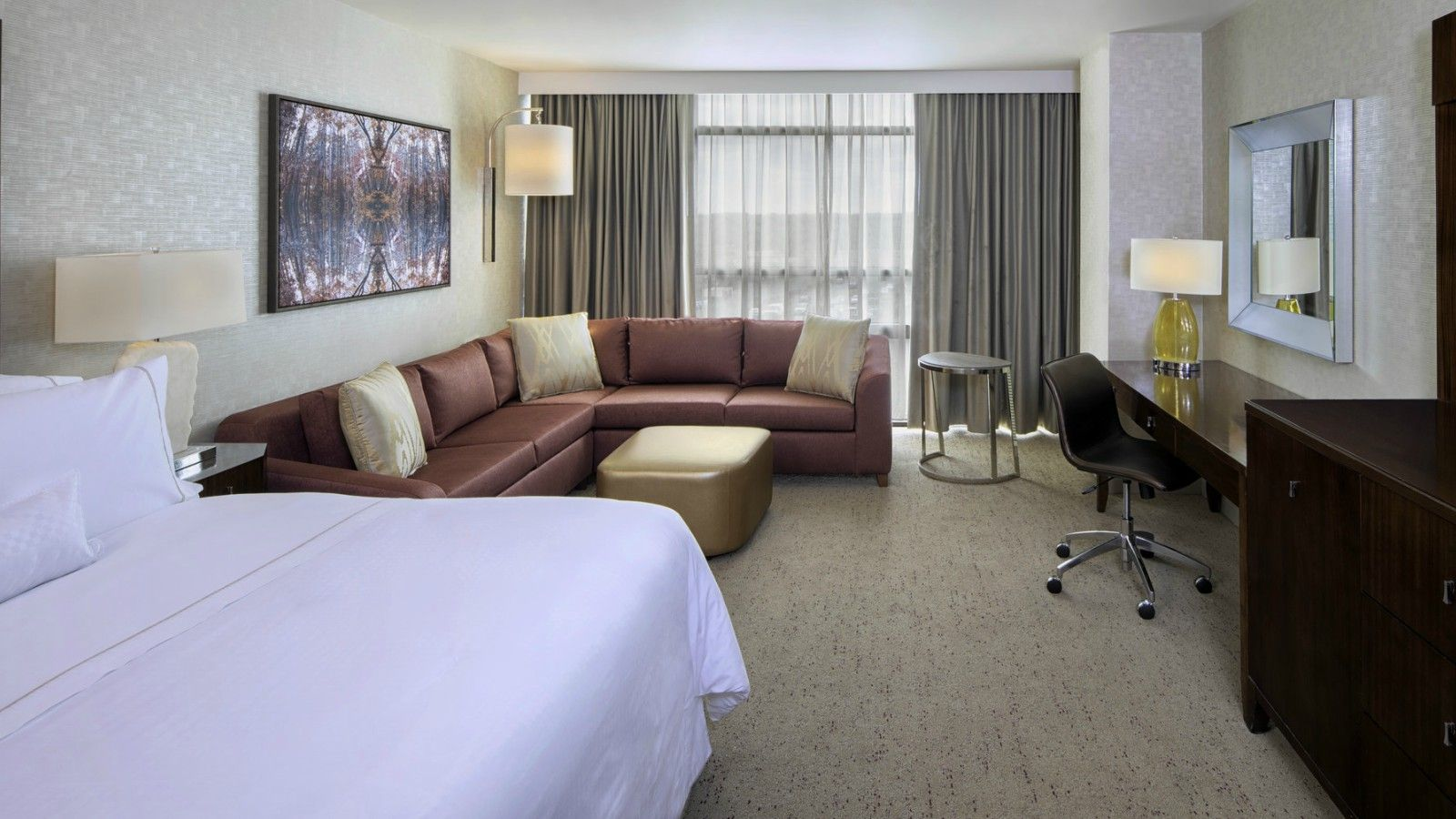 The Westin Mount Laurel Renovation