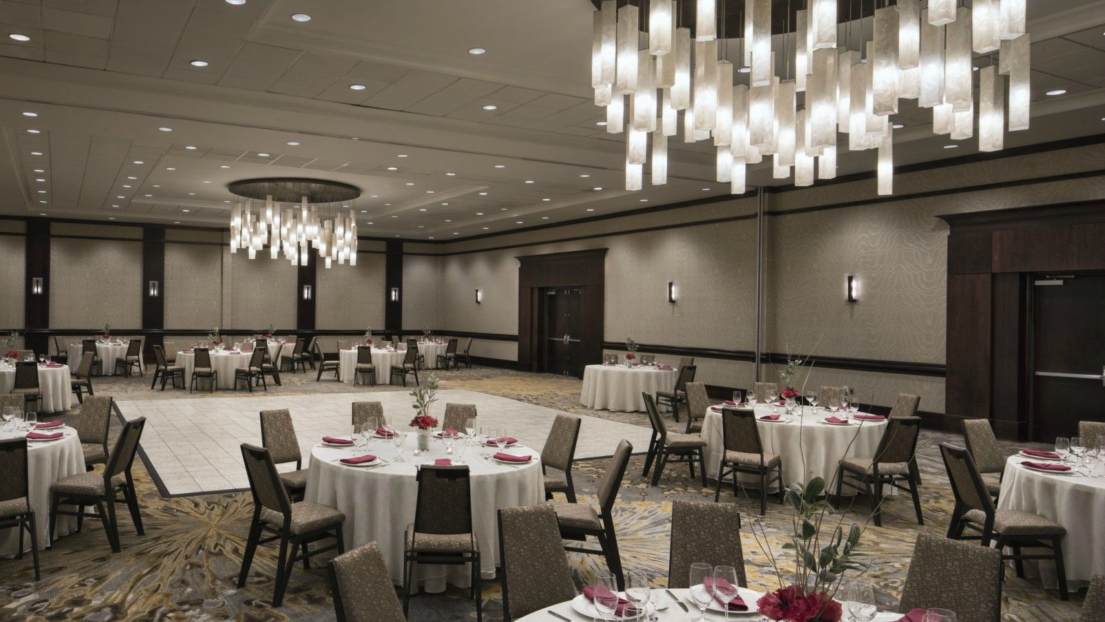Wedding Venue in South Jersey - Grand Ballroom